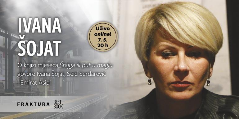Ivana Šojat: 'Štajga ili put u maglu' – BestBook knjiga mjeseca